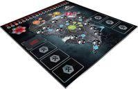 Jurassic World: The Boardgame game board