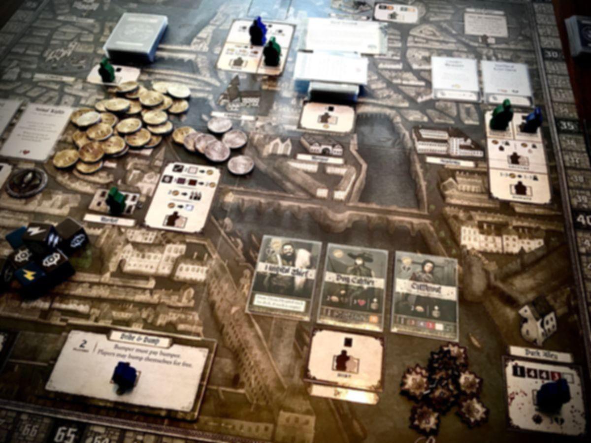 Abomination: The Heir of Frankenstein gameplay