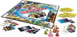 Monopoly Gamer components