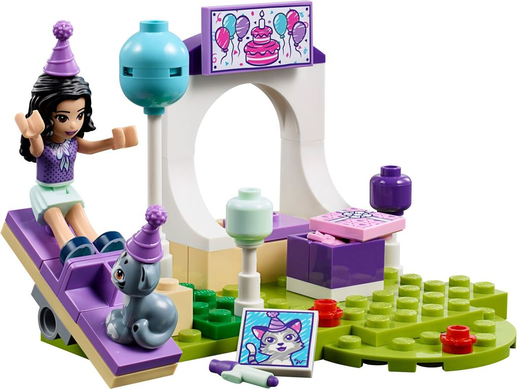 LEGO® Friends Emma's Pet Party gameplay