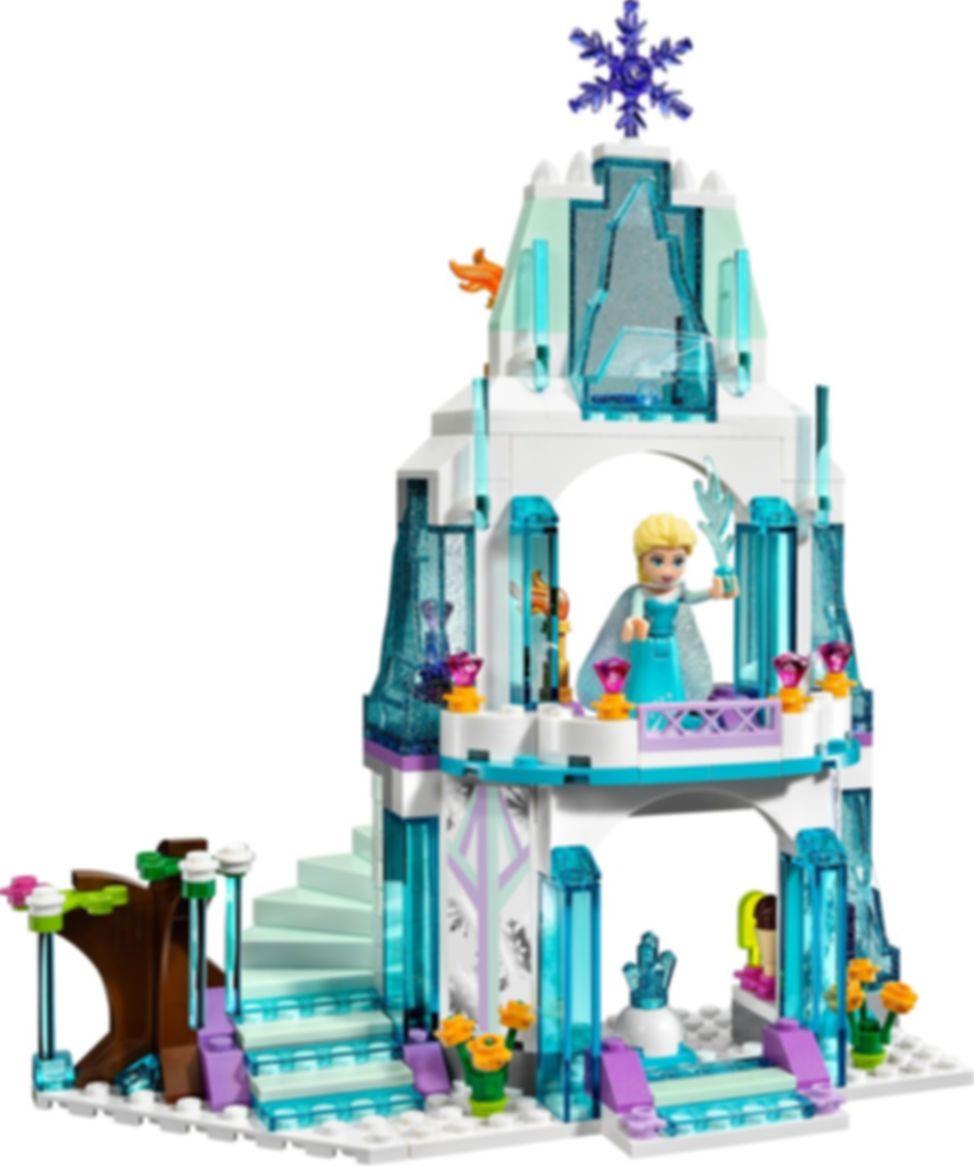Elsa's Sparkling Ice Castle gameplay