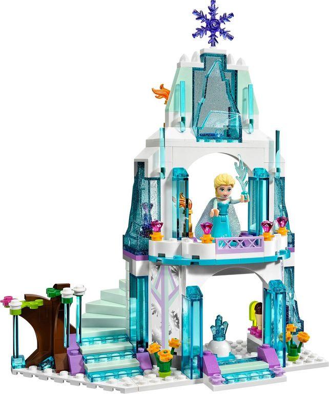 LEGO® Disney Elsa's Sparkling Ice Castle gameplay