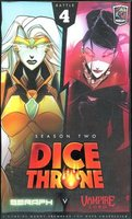 Dice Throne: Season Two - Vampire Lord v. Seraph