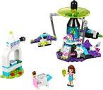 Amusement Park Space Ride components