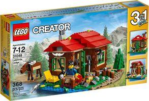 LEGO® Creator Lakeside Lodge
