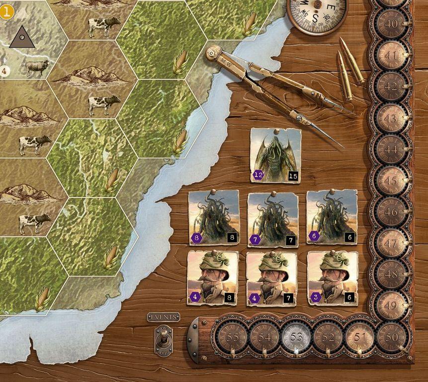 AuZtralia game board