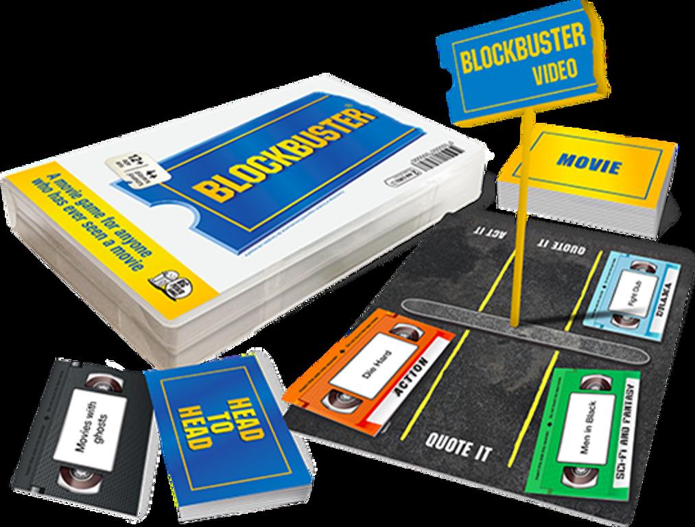 Blockbuster components