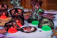 Cthulhu Wars: Duel components
