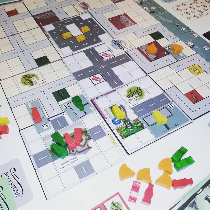 Food Chain Magnate: The Ketchup Mechanism & Other Ideas gameplay