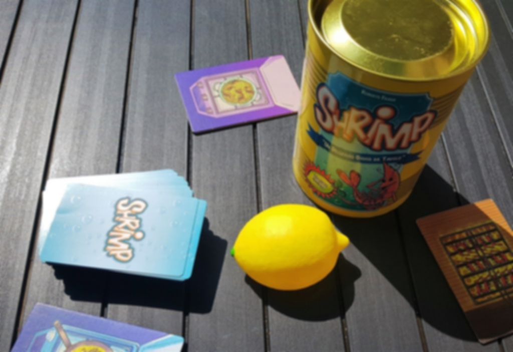 Shrimp components