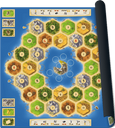 Catan Atoll playmat