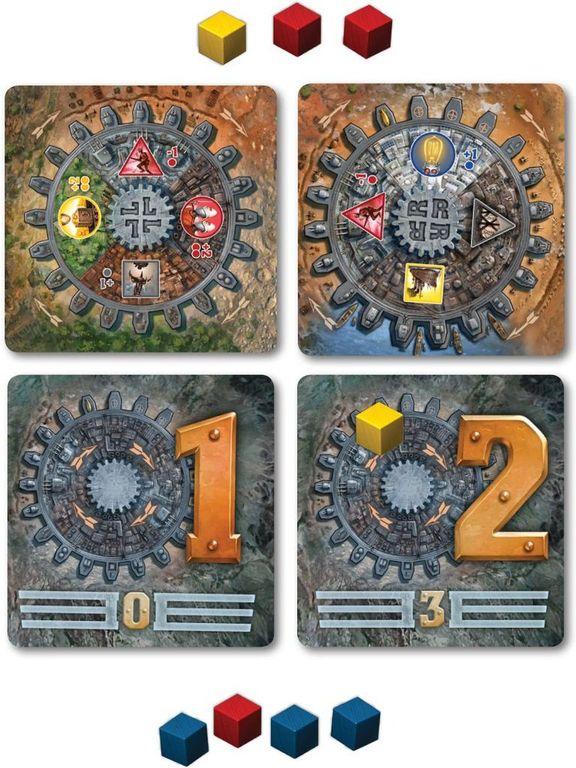 Empire Engine cards