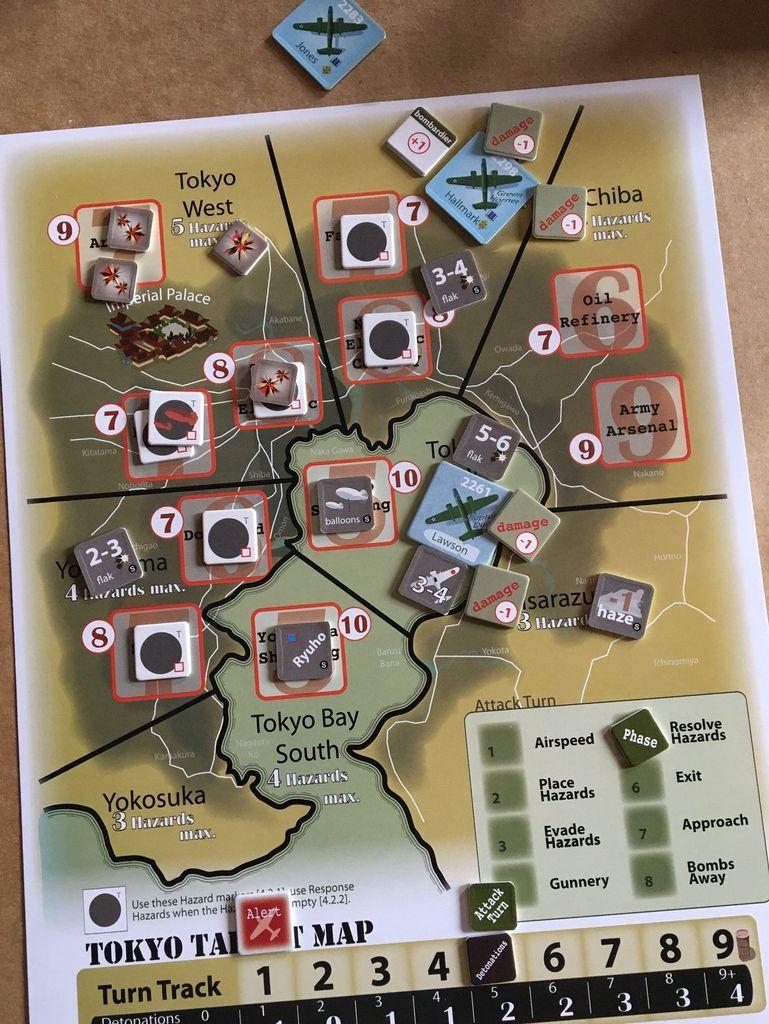 Enemy Coast Ahead: The Doolittle Raid gameplay