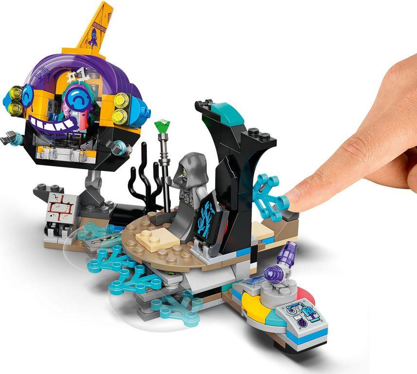 LEGO® Hidden Side J.B.'s Submarine components