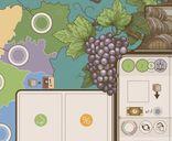 Vinhos Deluxe Edition game board