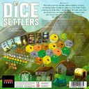 Dice Settlers back of the box