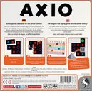 Axio back of the box