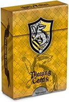Harry Potter Hufflepuff House Playing Cards