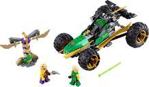 LEGO® Ninjago Jungle Raider components