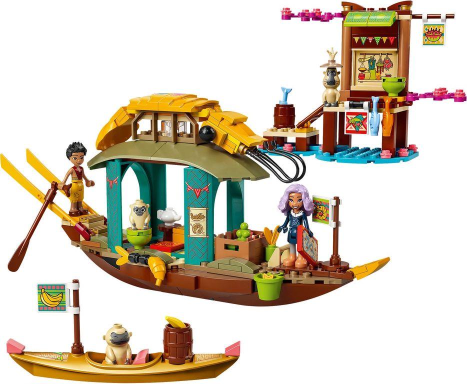 LEGO® Disney Boun's Boat gameplay