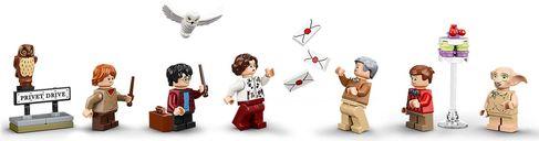 LEGO® Harry Potter™ 4 Privet Drive minifigures