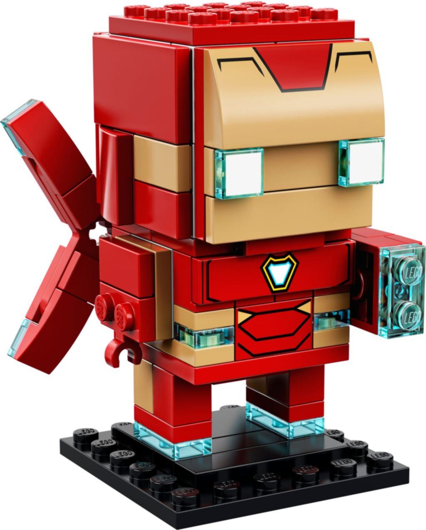 Iron Man MK50 components