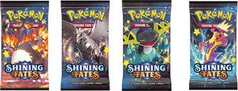 Pokémon TCG: Shining Fates Booster Pack box