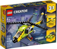LEGO® Creator Helicopter Adventure