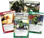 Marvel Champions: The Card Game - Hulk Hero Pack cards