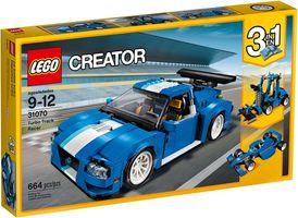LEGO® Creator Turbo Track Racer