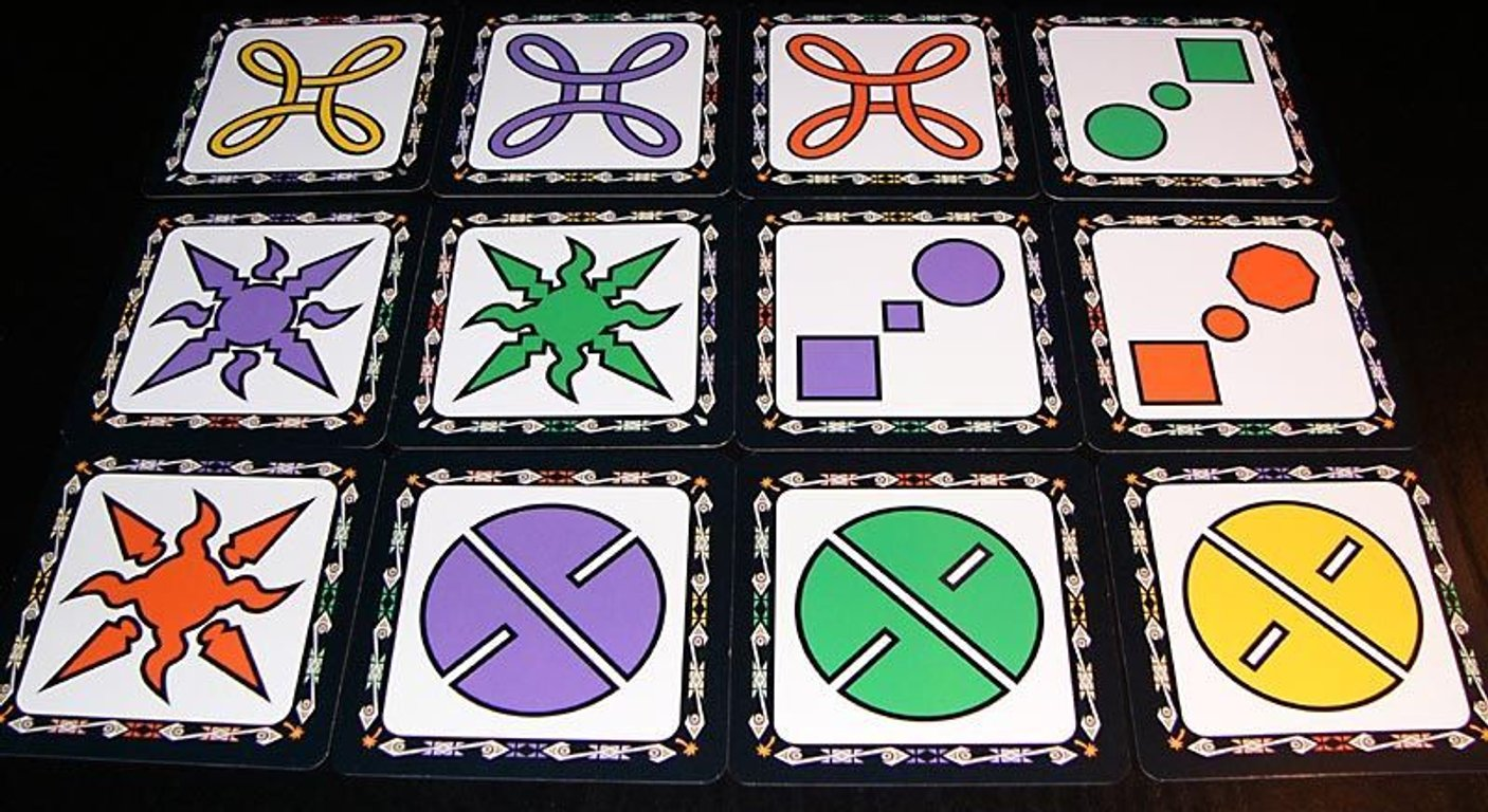 Jungle Speed: The Extreme Expansion cards