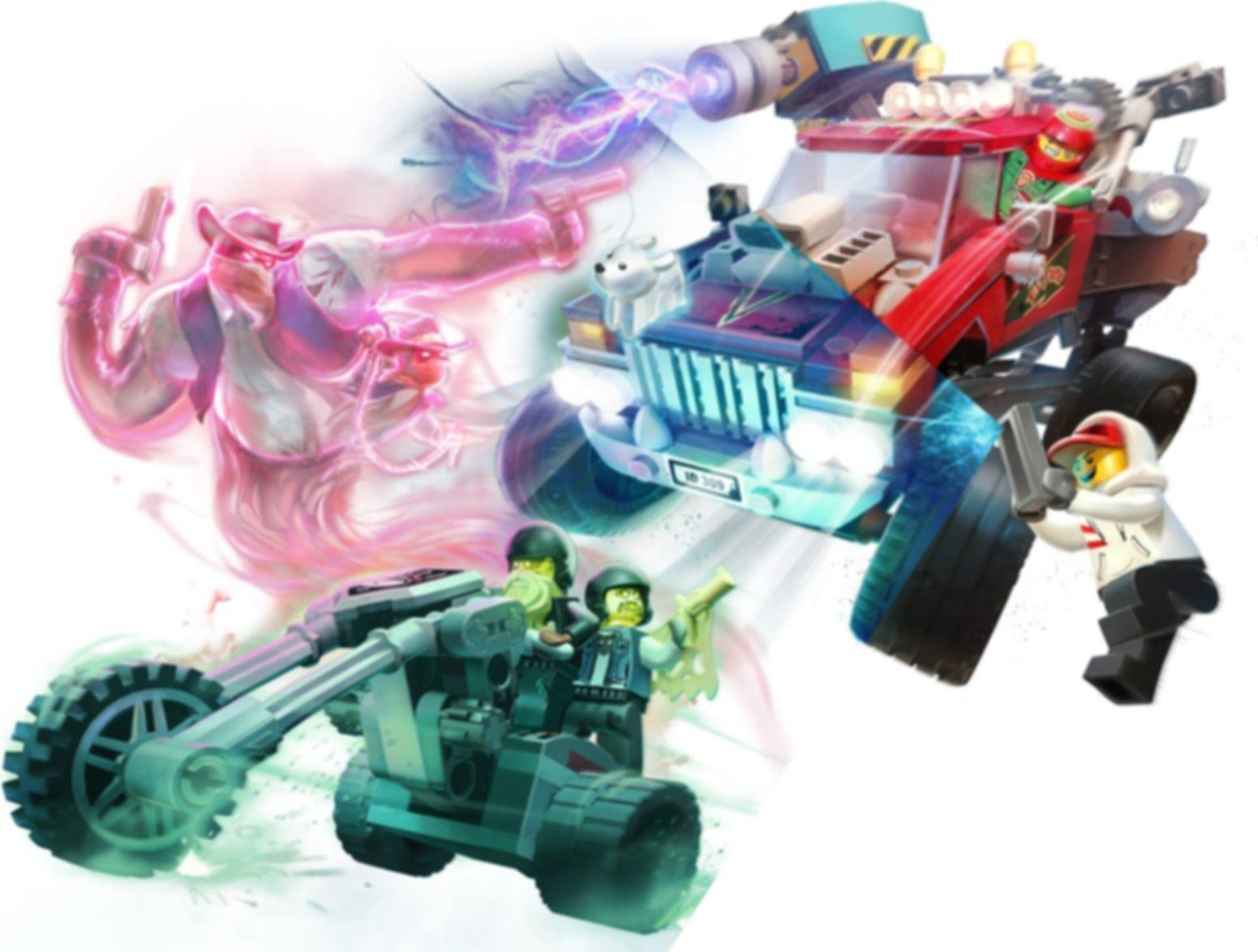 El Fuego's Stunt Truck gameplay