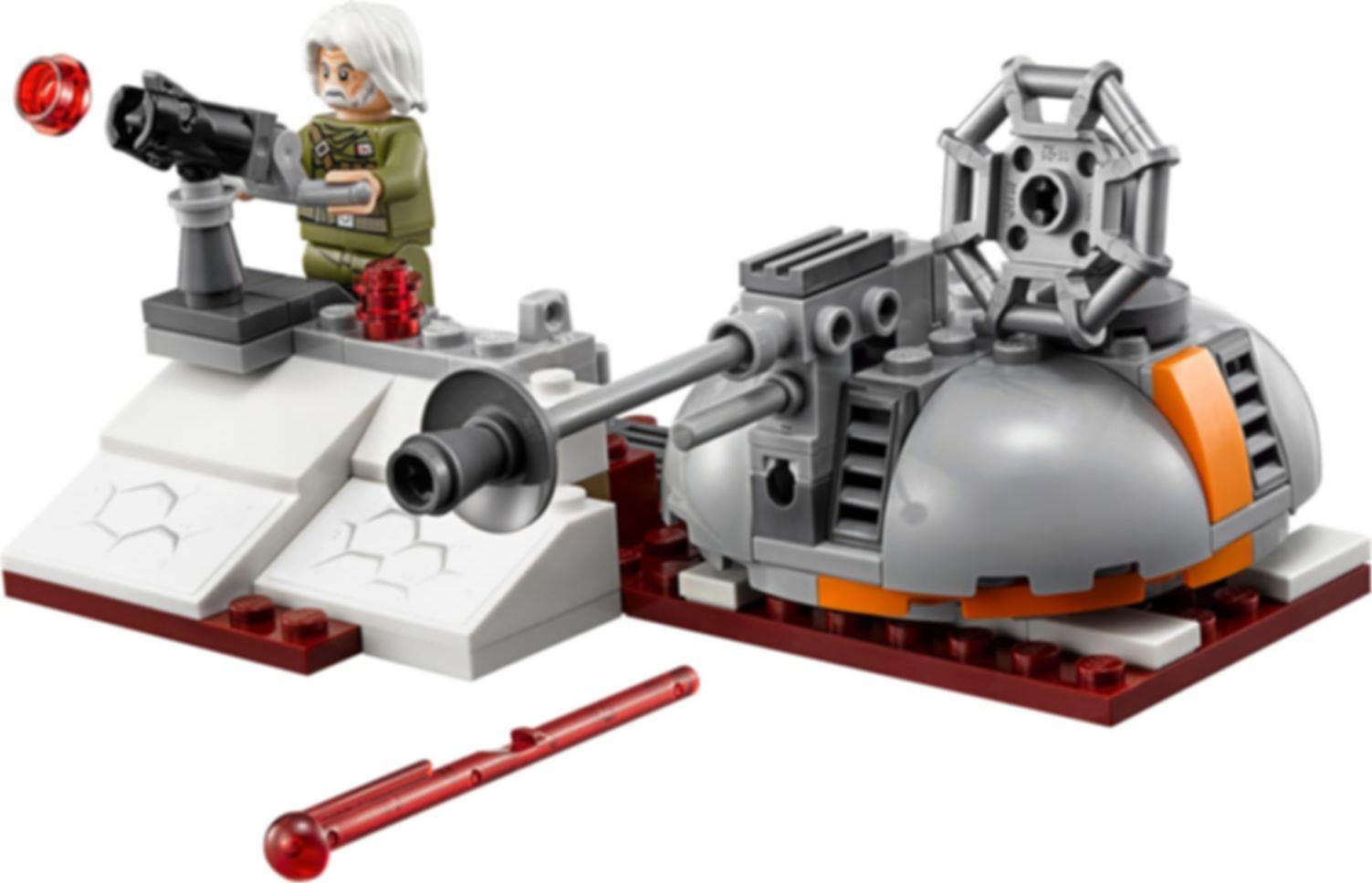 Defense of Crait™ components