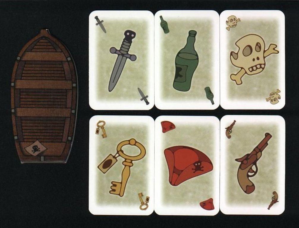 Cartagena cards