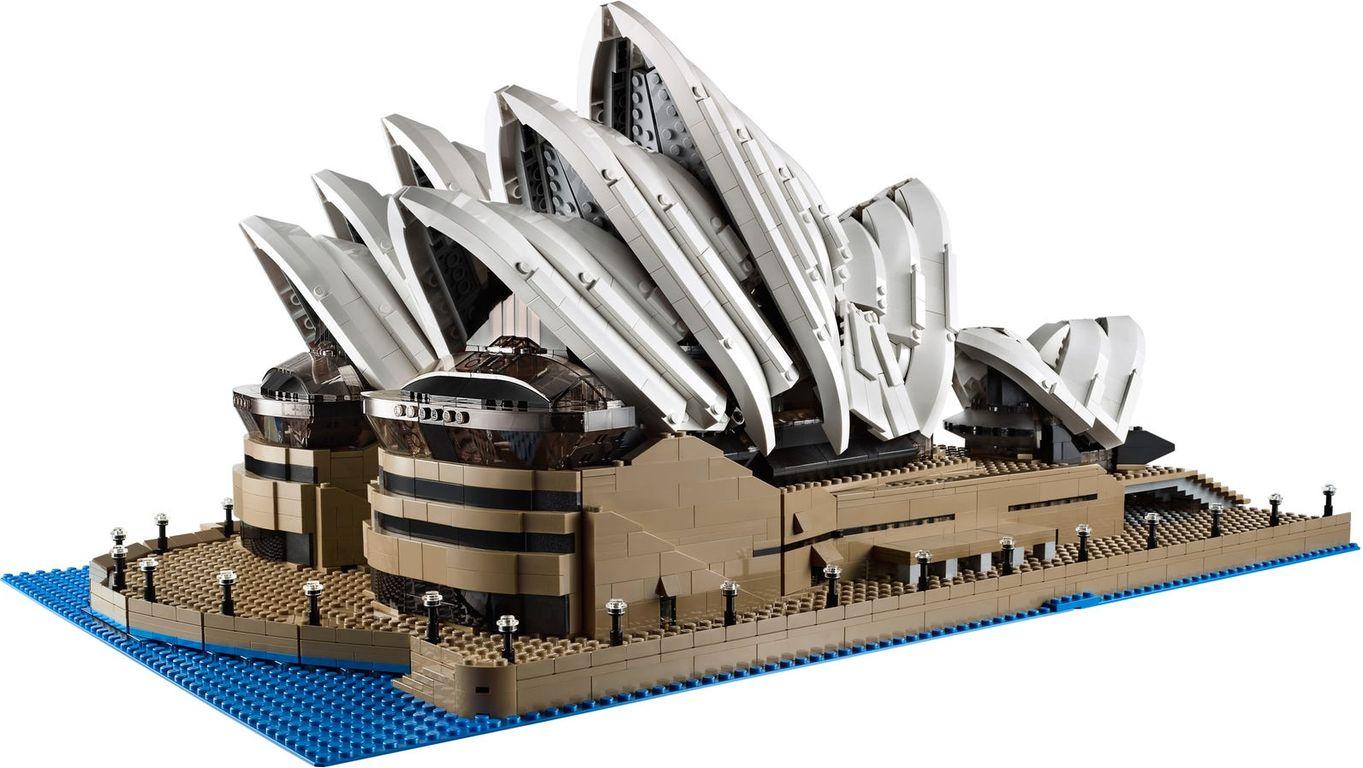LEGO® Creator Expert Sydney Opera House™ back side