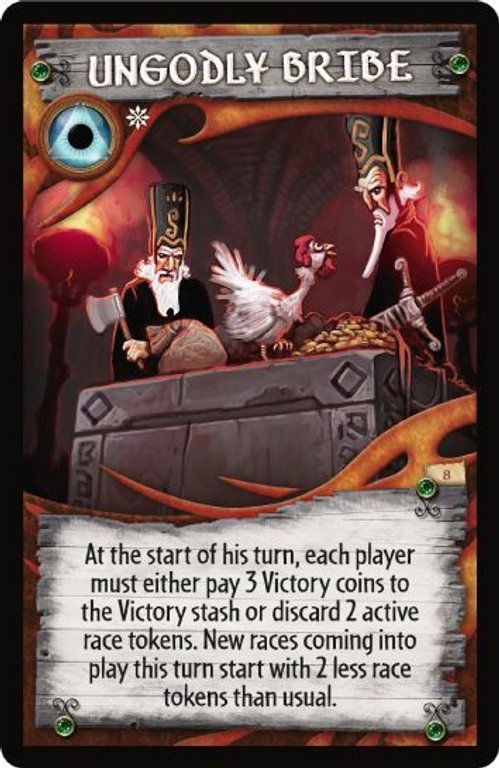 Small World: Tales and Legends cards