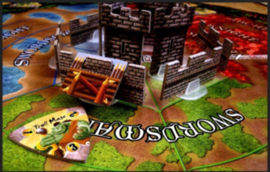 Castle Panic gameplay