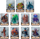 Adventure Tactics: Domianne's Tower cards