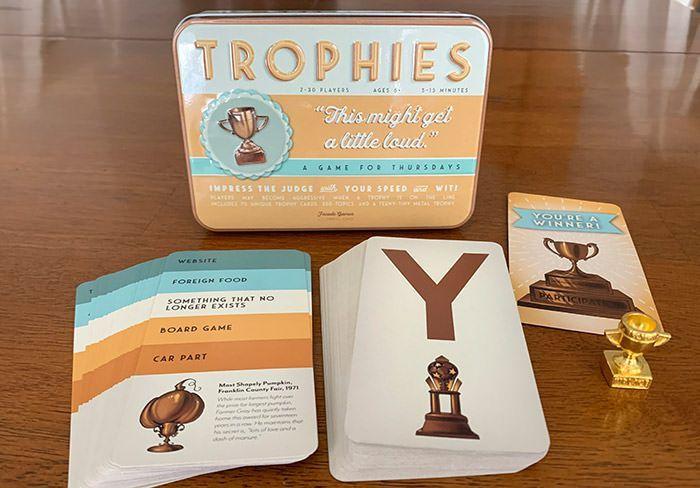 Trophies components