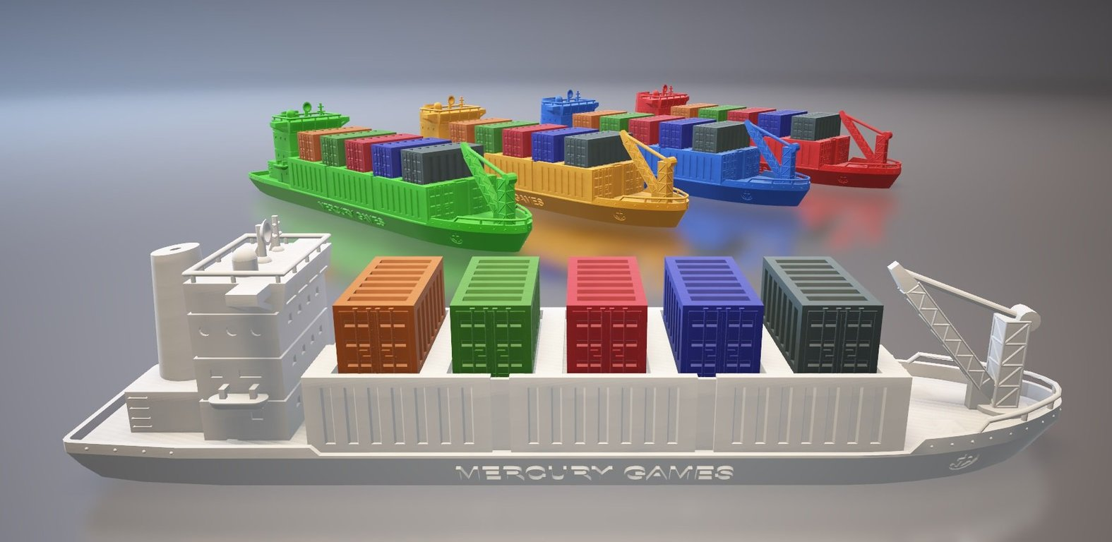 Container: 10th Anniversary Jumbo Edition! components