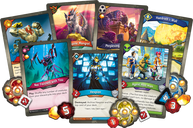 KeyForge Age of Ascension cards