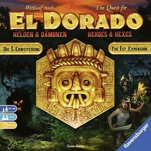 The+Quest+for+El+Dorado%3A+Heroes+%26+Hexes
