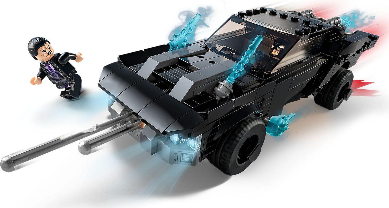 LEGO® DC Superheroes Batmobile™: The Penguin™ Chase gameplay