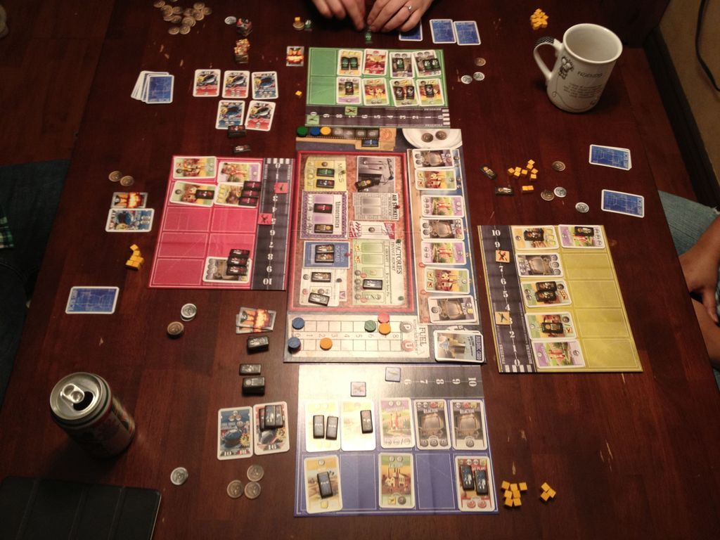 The Manhattan Project gameplay