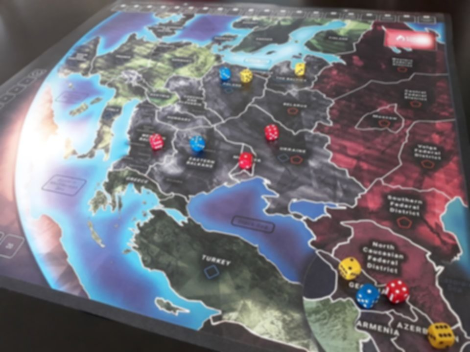 Europe Divided gameplay