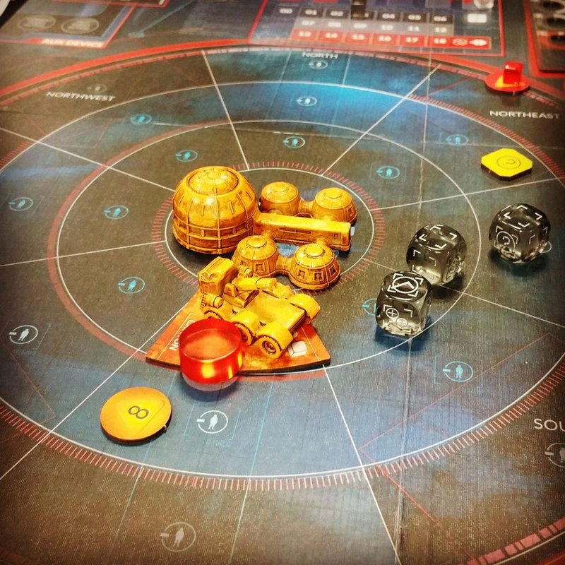 First Martians: Adventures on the Red Planet components
