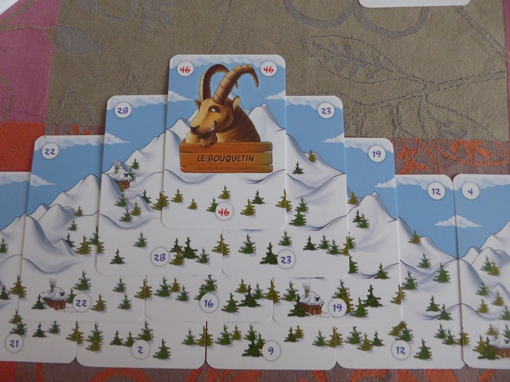 Altitude cards