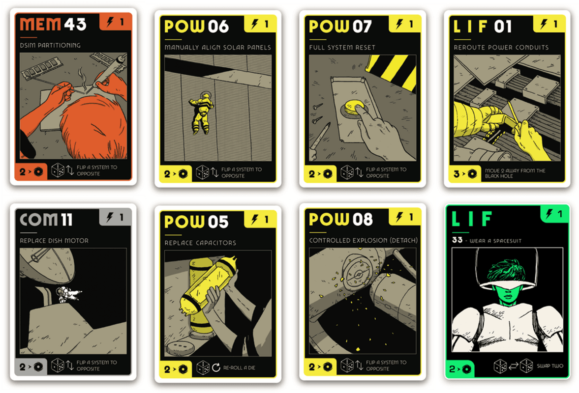 Lux Aeterna cards