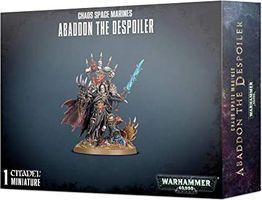 Chaos Space Marine - Abaddon The Despoiler