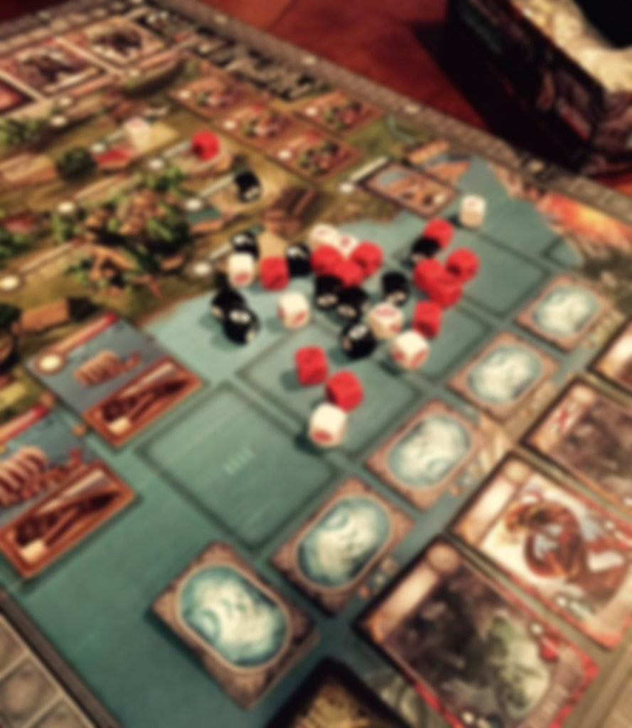 Champions of Midgard gameplay